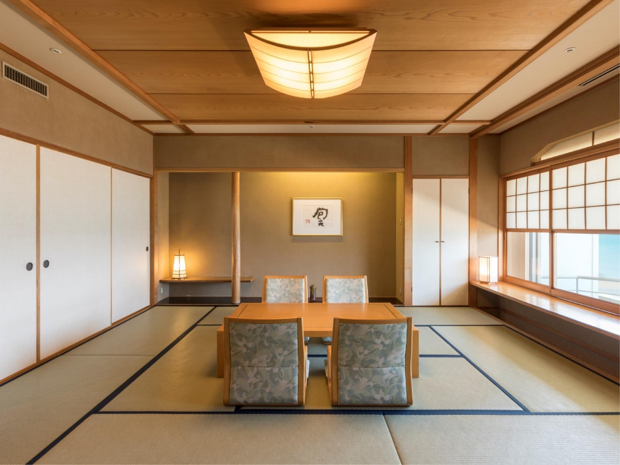 Superior Japanese-style Room (West Wing)