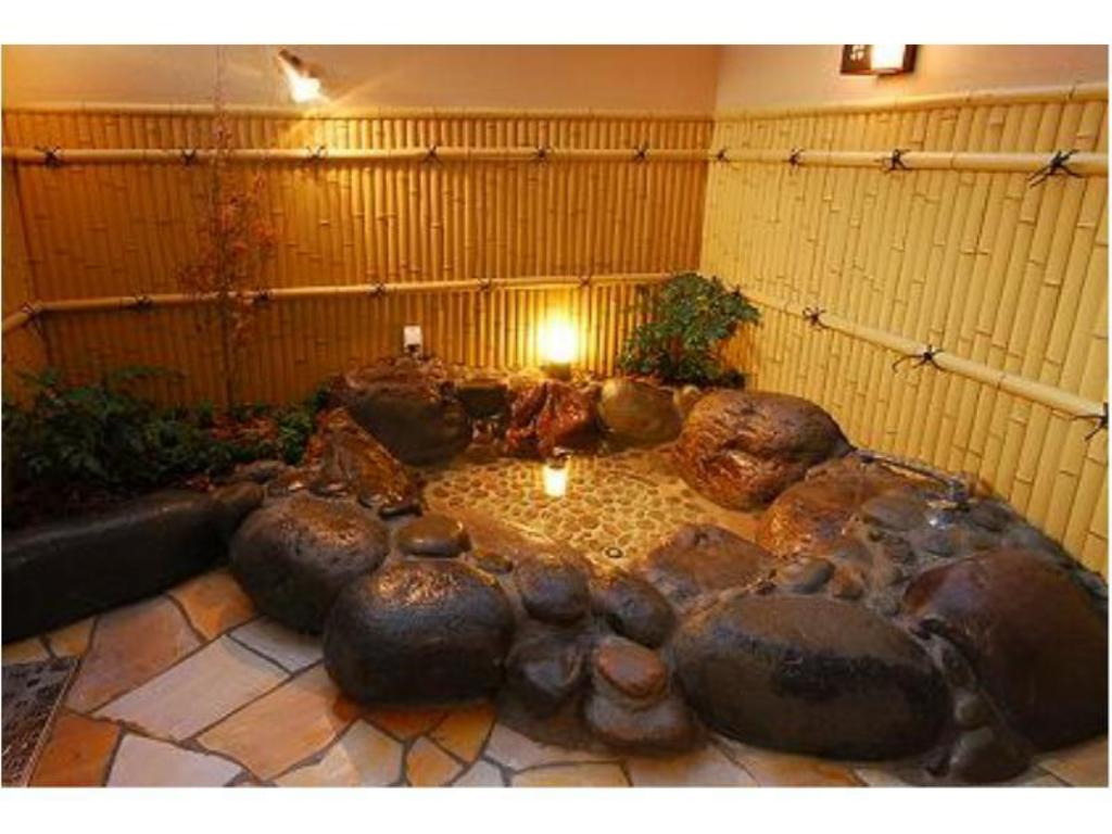 Japanese-style Room with Scenic View or Open-air Bath Hana no Shizuku