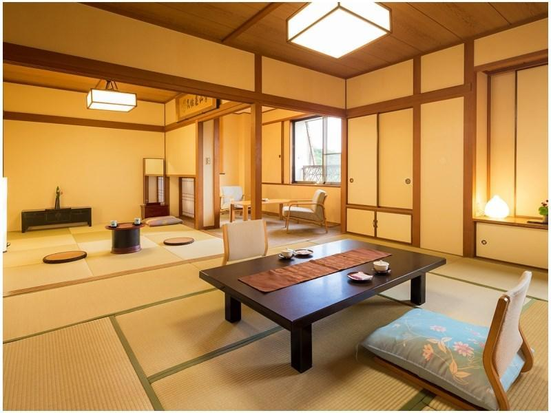 高級日式客房 (Japanese Style Superior Room)