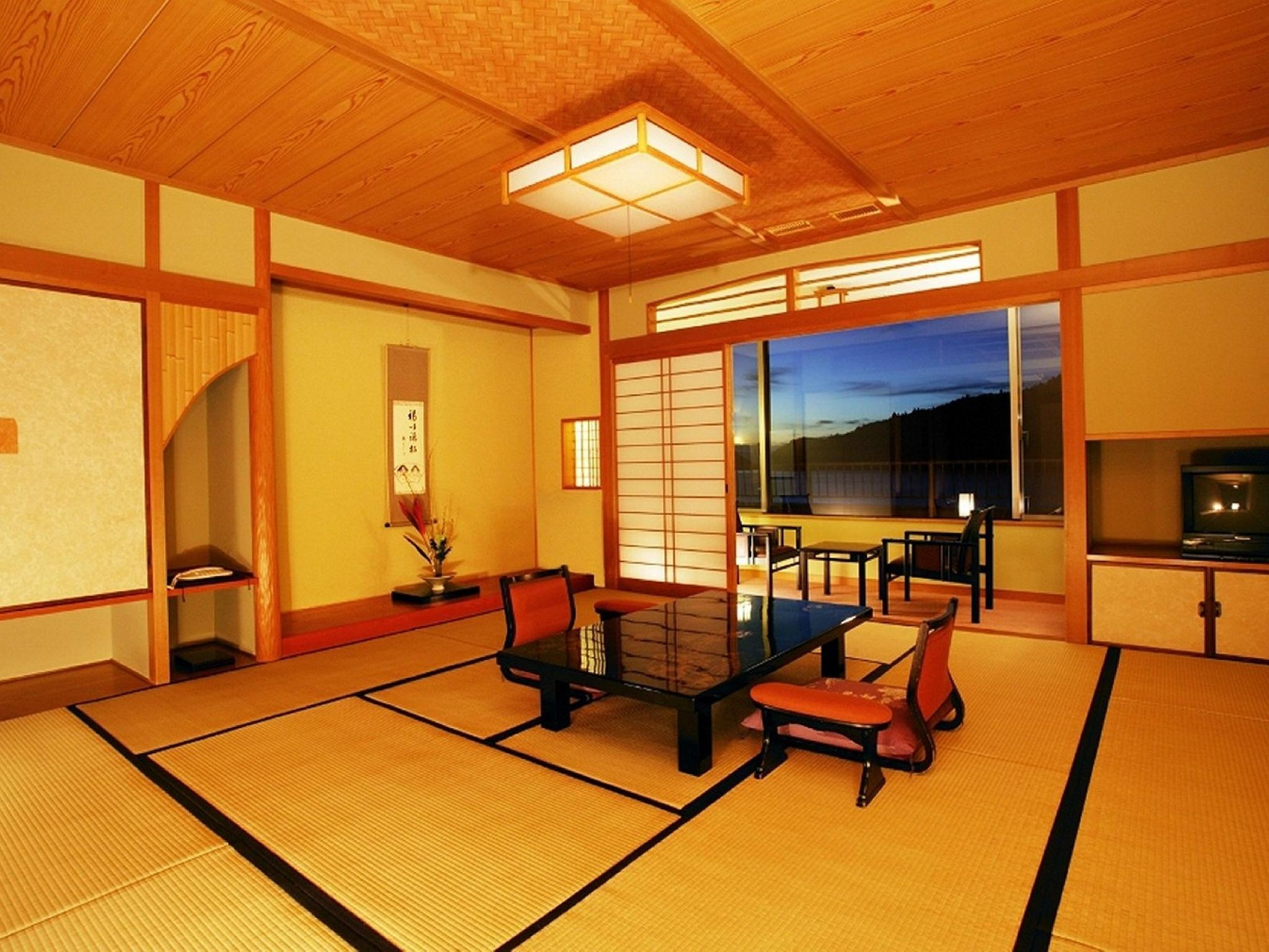 Japanese-style Room with Bed (s)