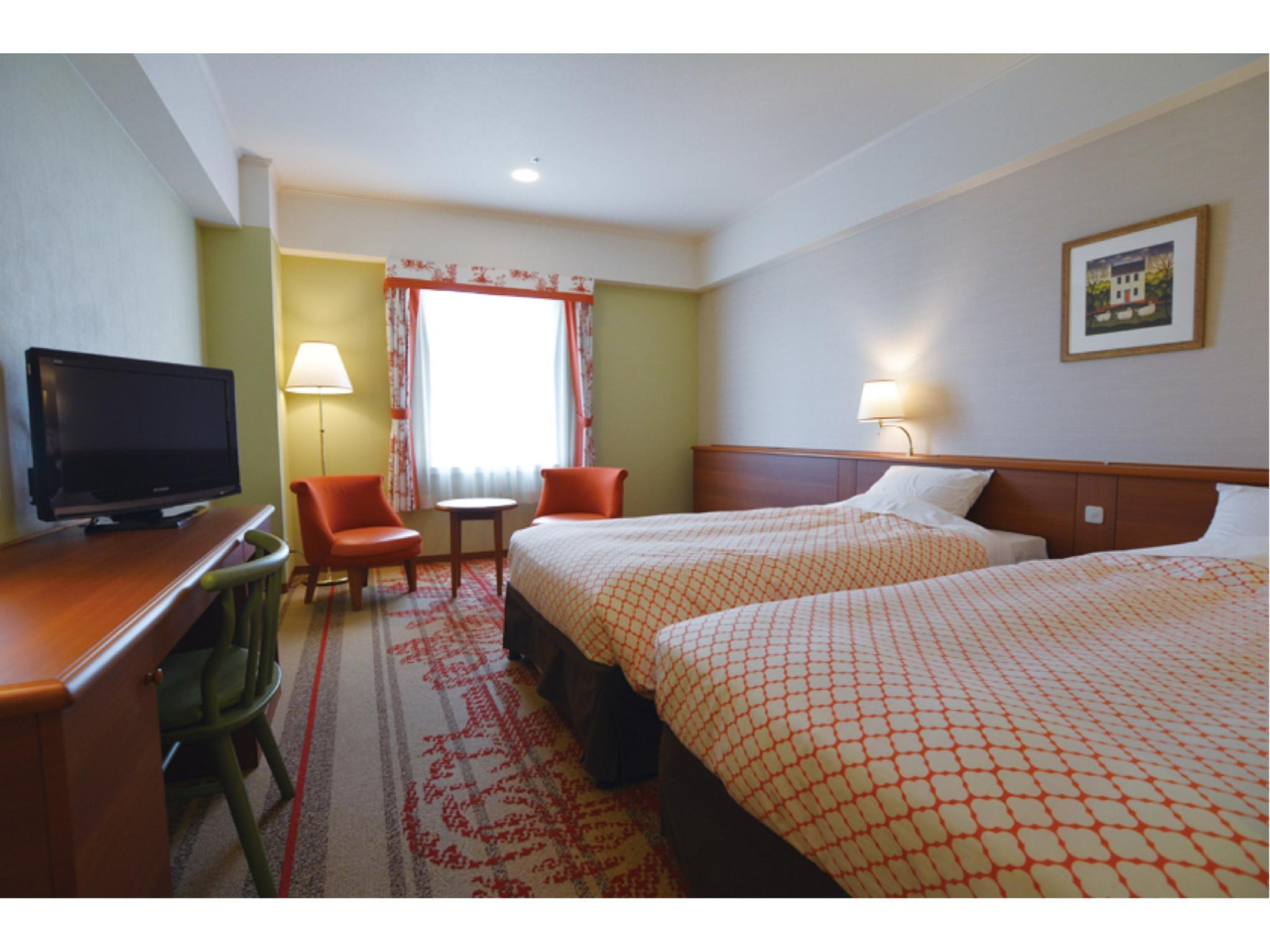 Parkside Twin Room
