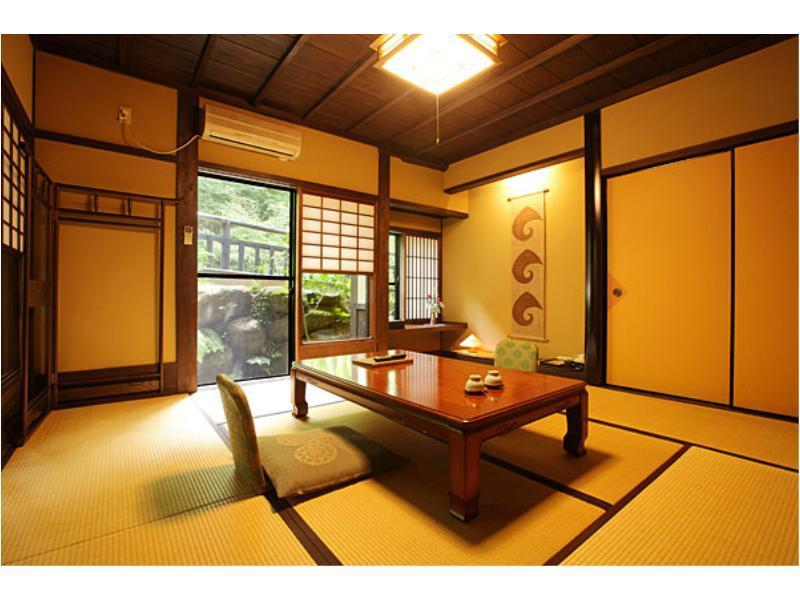 西馆 和式房 (West Wing Japanese Style Room)