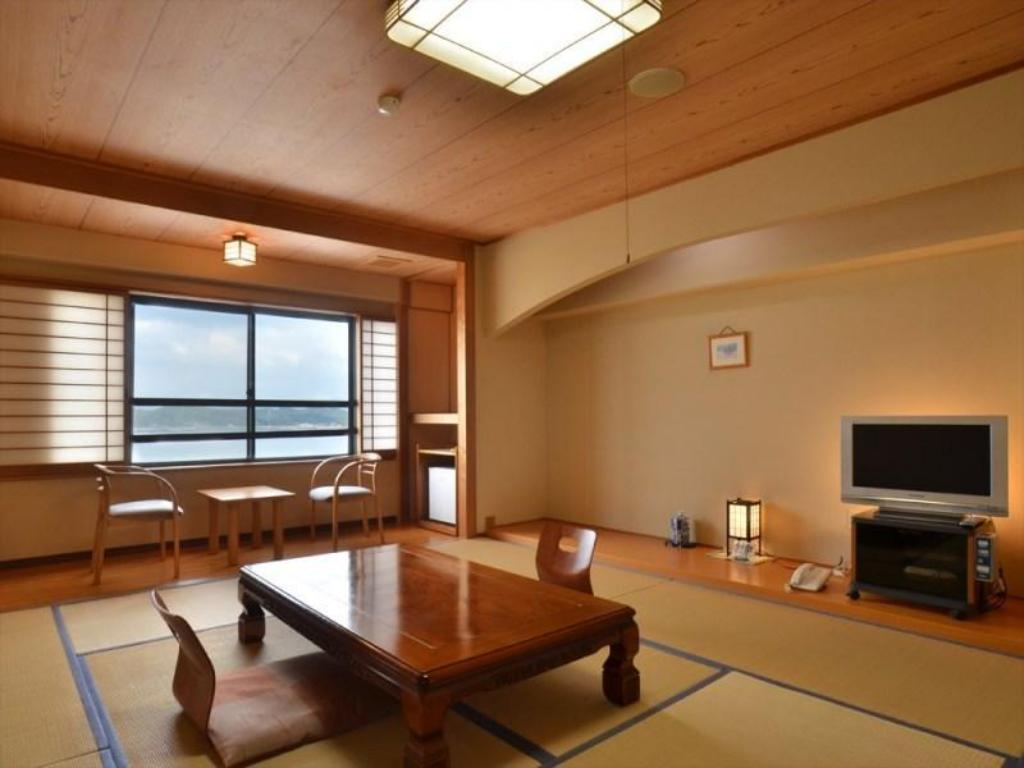 Japanese Style Room - Guestroom Hotel Syouryuen Kaisei