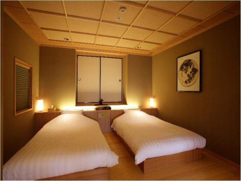 트윈룸(ASAKIRI) (Twin Room (Asakura Type))