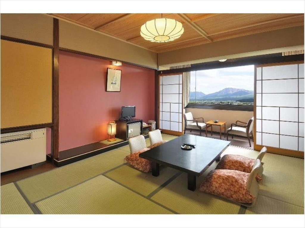 Japanese-style Room (*Non-smoking from 2020/4/1) - Guestroom Aso Plaza Hotel