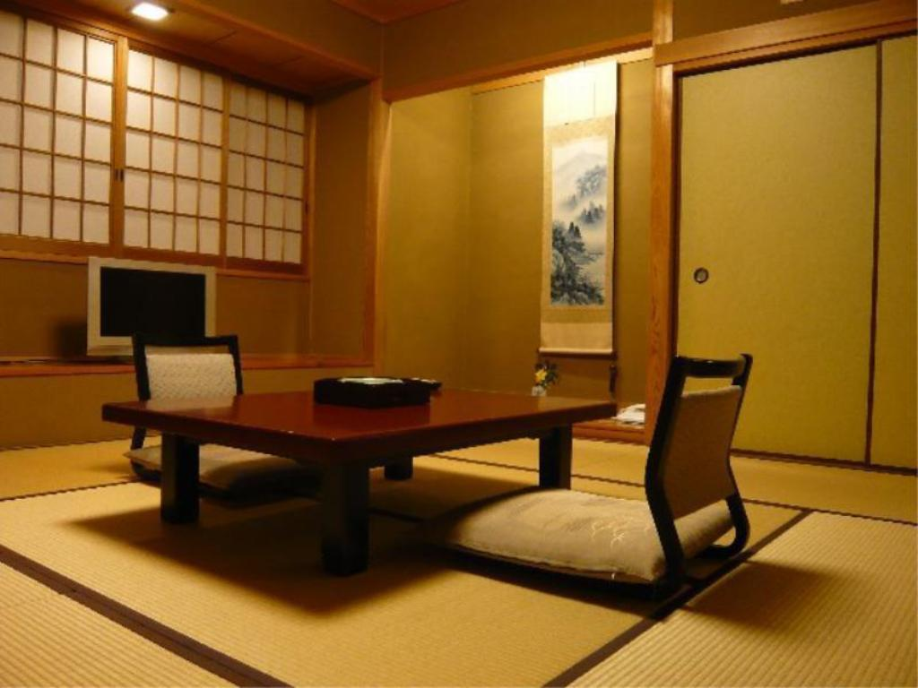 Japanese-style Room *No bath in room - ห้องพัก