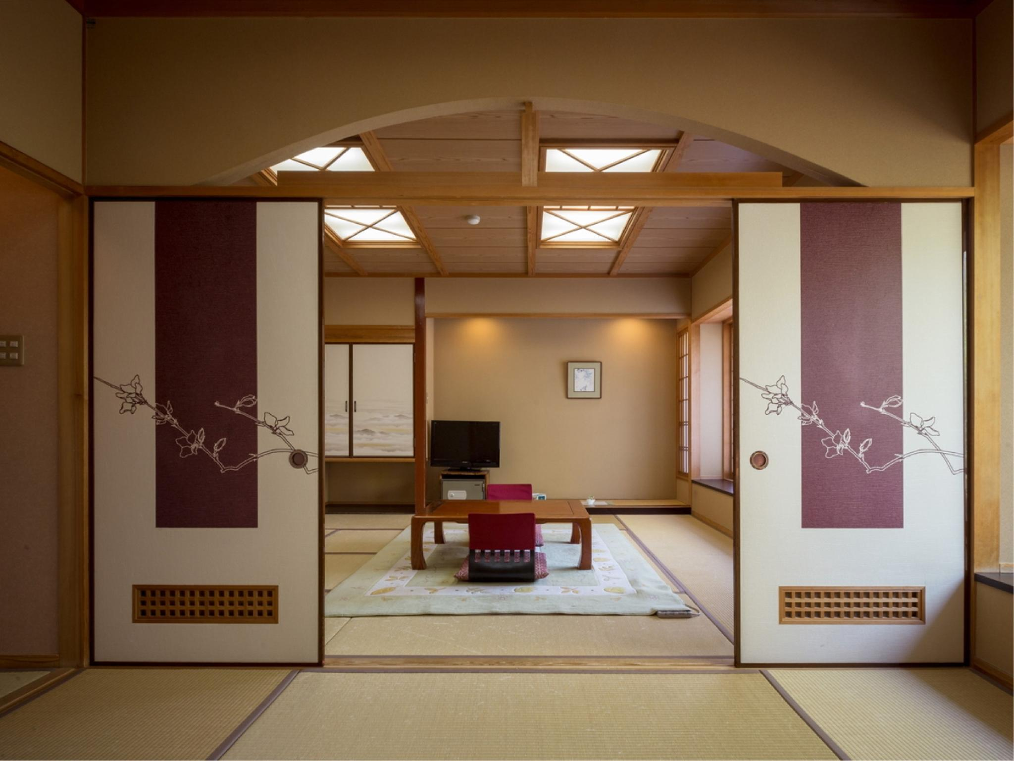 Main Building Japanese Western Style Room