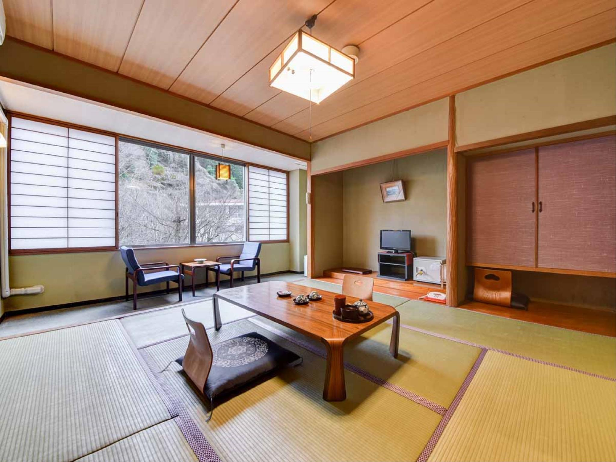 和式房(无法指定客房条件) (Japanese-style Room *Allocated on arrival)