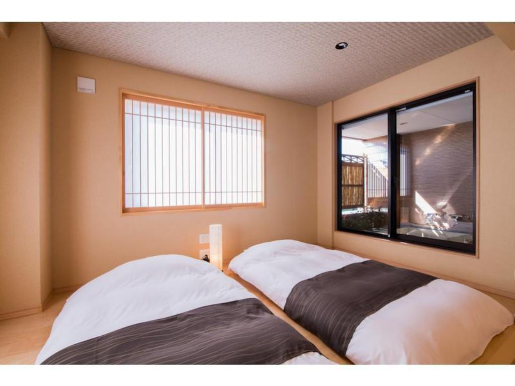 Japanese Room with Open-Air Hot Spring Bath - Guestroom