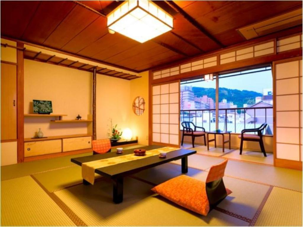 Japanese Style Room - Guestroom Dogo Grand Hotel
