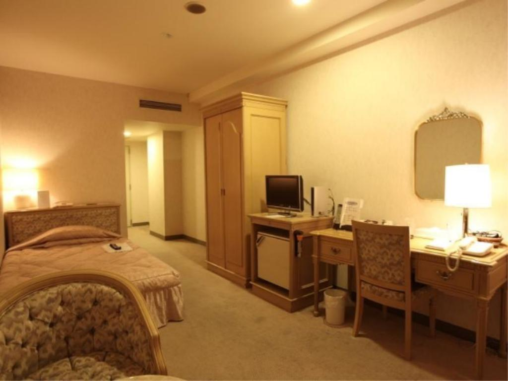 Single Room - Guestroom Nogami President Hotel
