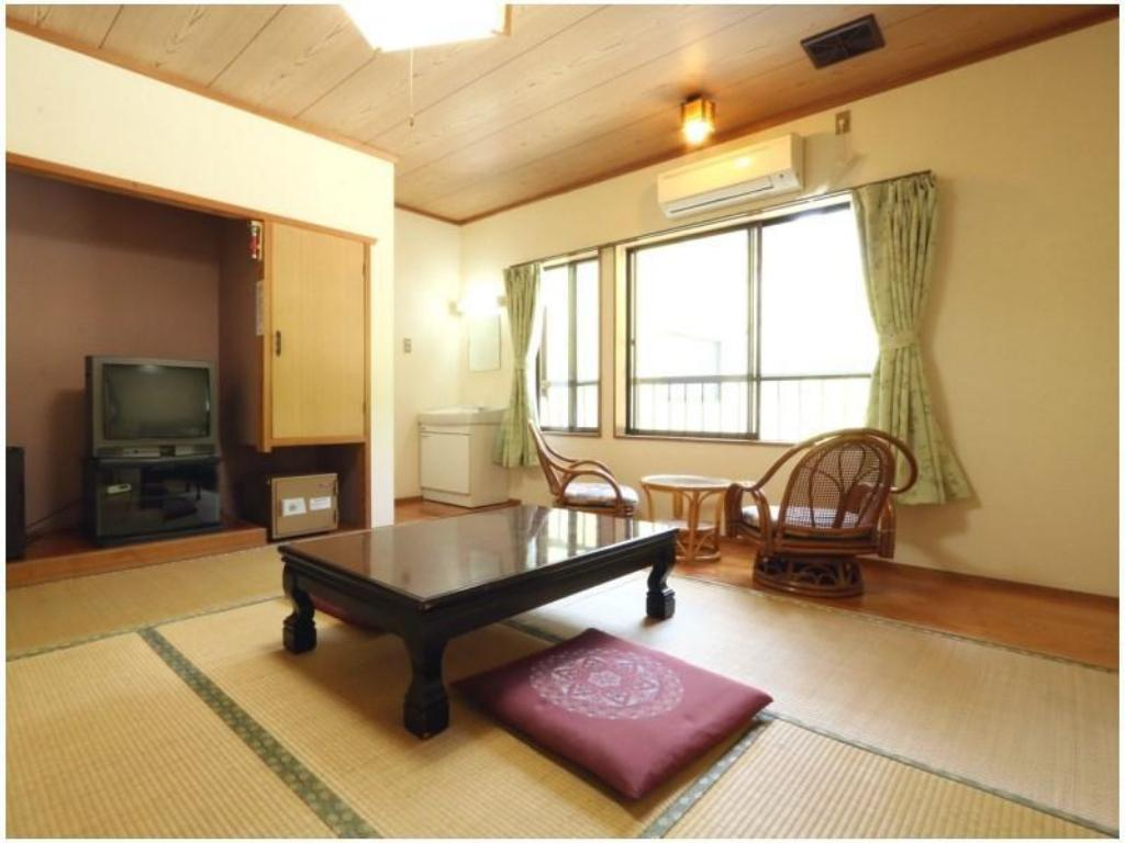 Japanese-style Room (East Wing) - ห้องพัก
