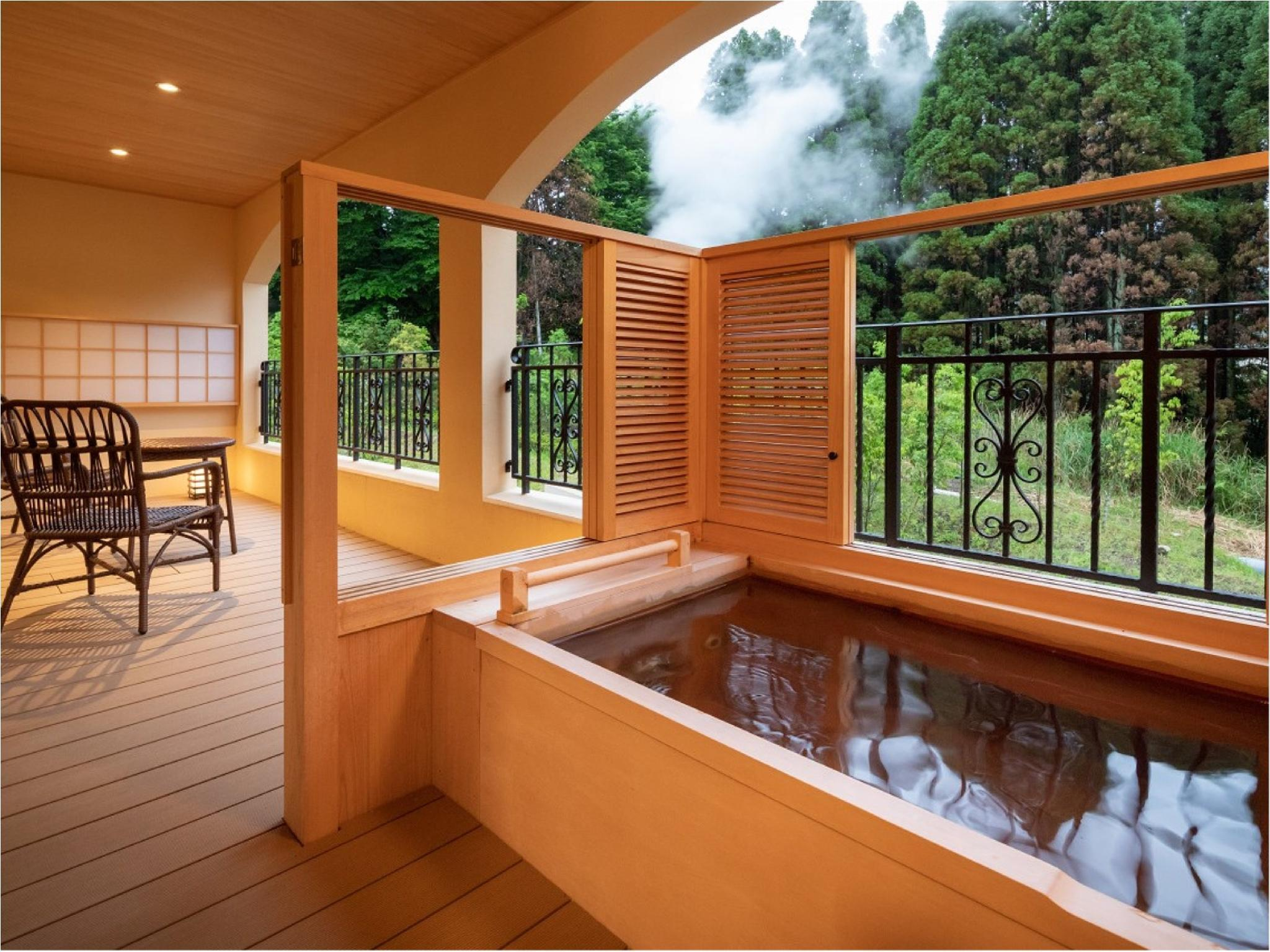 特別和洋室 5ベッド 禁煙 露天風呂付 (Special Japanese/Western-style Room with Open-air Bath (5 Beds))