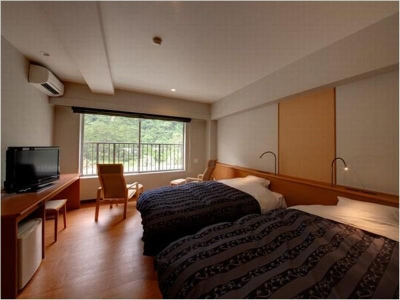 Twin Room (Semi-double Beds)