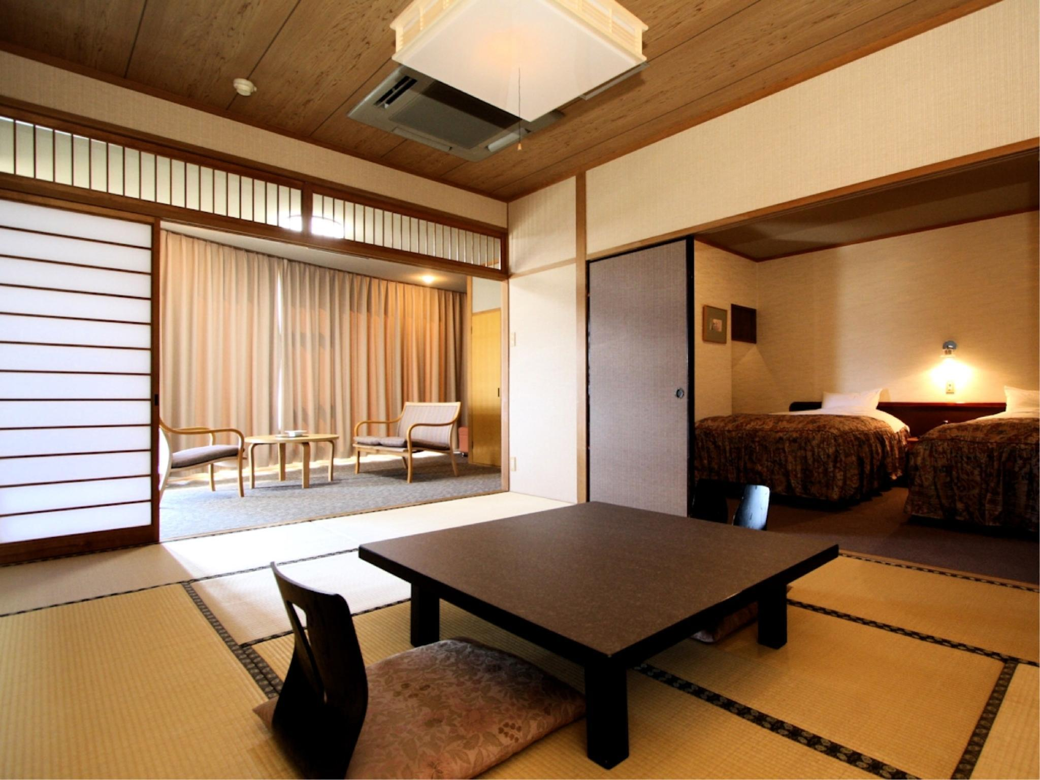 Special Japanese/Western-style Room