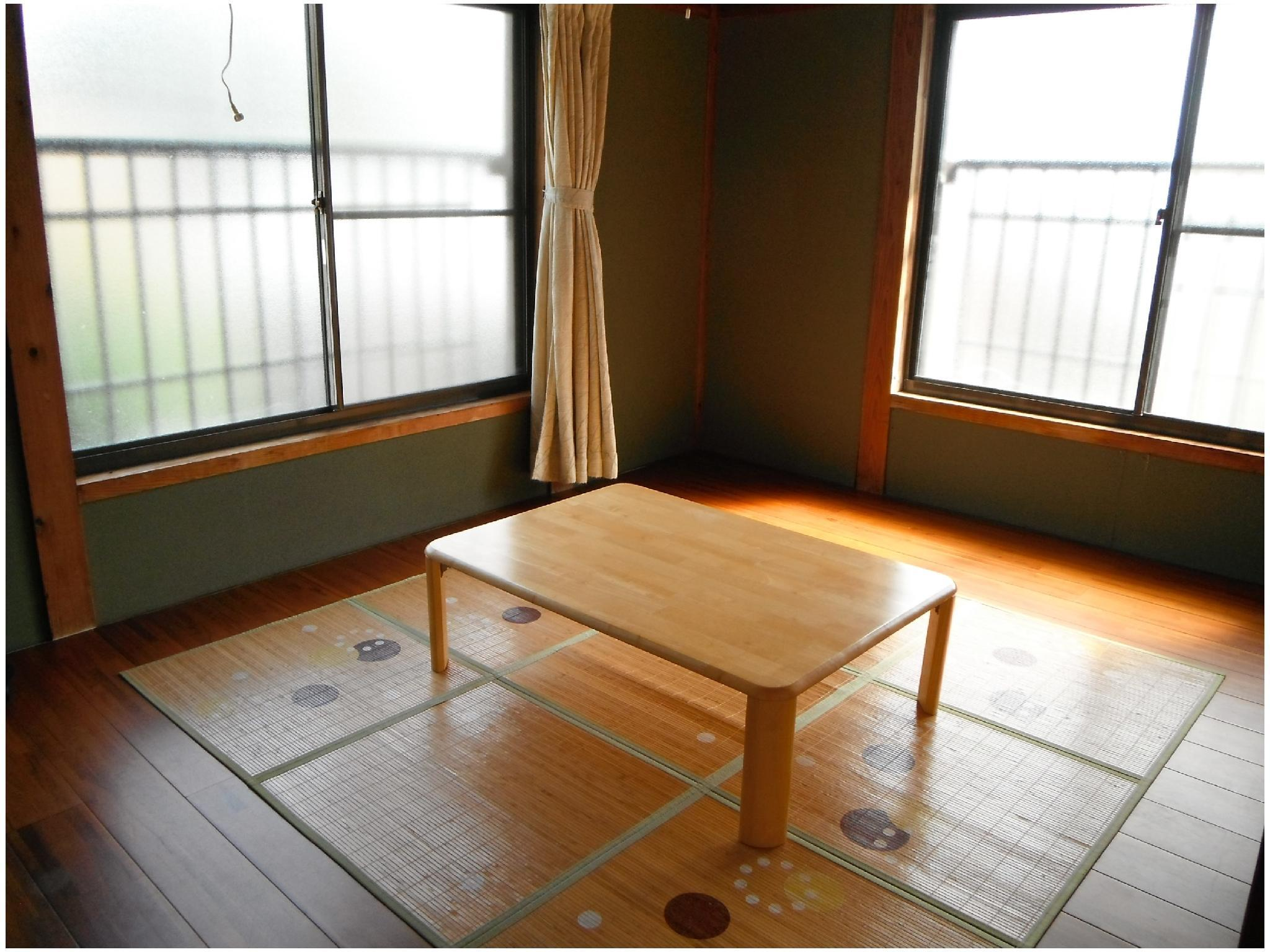 Japanese-style Room or Western-style Room (Annex) *Allocated on arrival