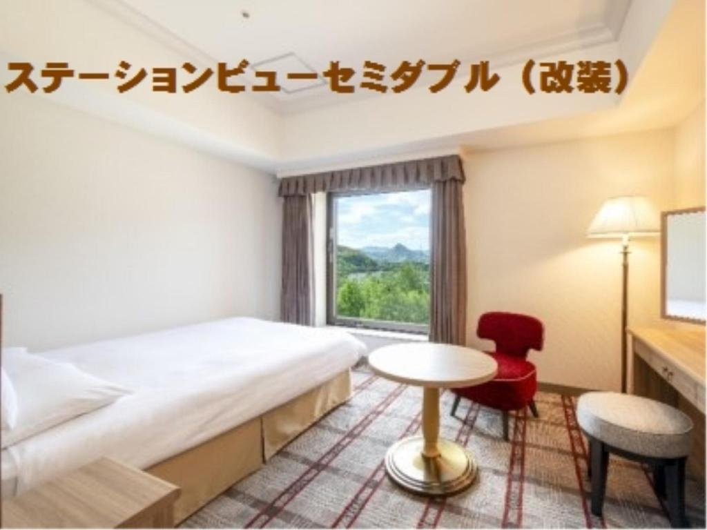 Station Semi-double Room *Refurbished room - ห้องพัก