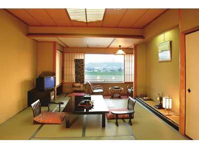 Japanese-style Room (Type B) (Japanese-style Room (Type B, Rokumon-tei Wing))