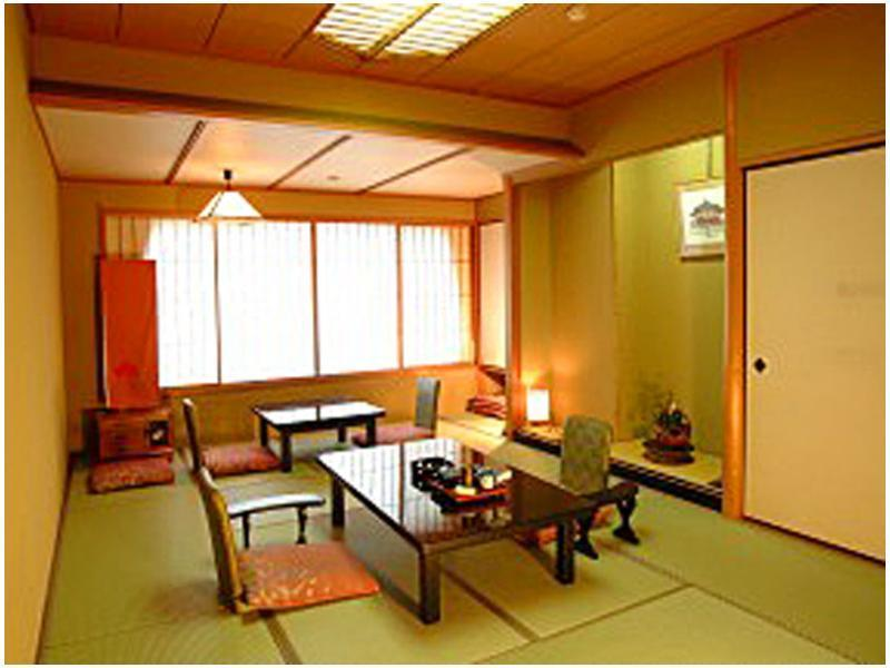 Rokumontei Japanese-style Room (Type B, Town Side)