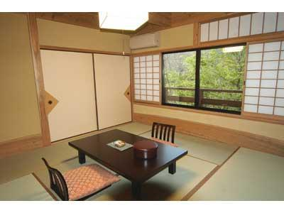 樓中樓式客房  (Detached 2-Story Japanese/Western-style Maisonette with Open-air Bath)