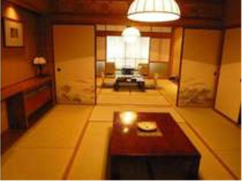 新館(弘法亭) 和式房 (Japanese-style Room (New Building Kobotei))