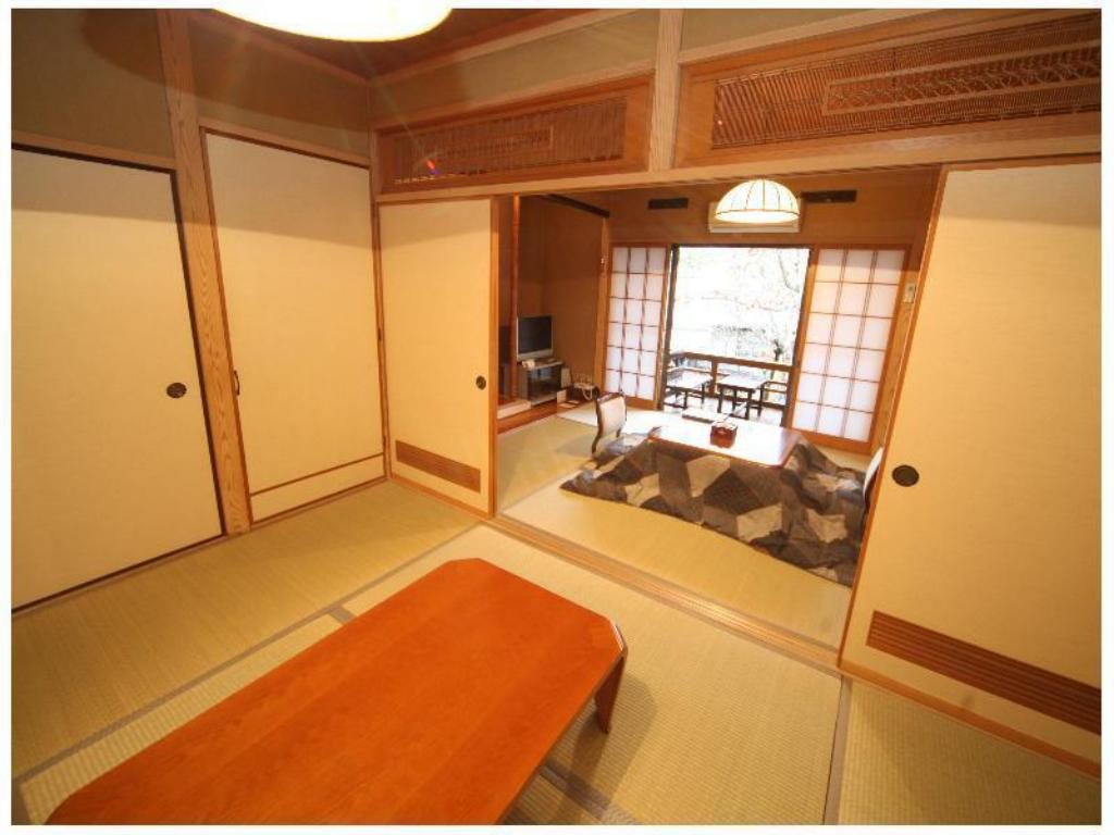Japanese-style Room (Annex Yuyamatei) - Guestroom Yama no Hotel Musouen