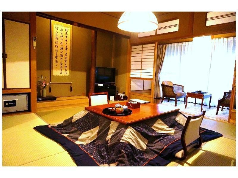 Japanese-style Room (Yuyamatei Annex)