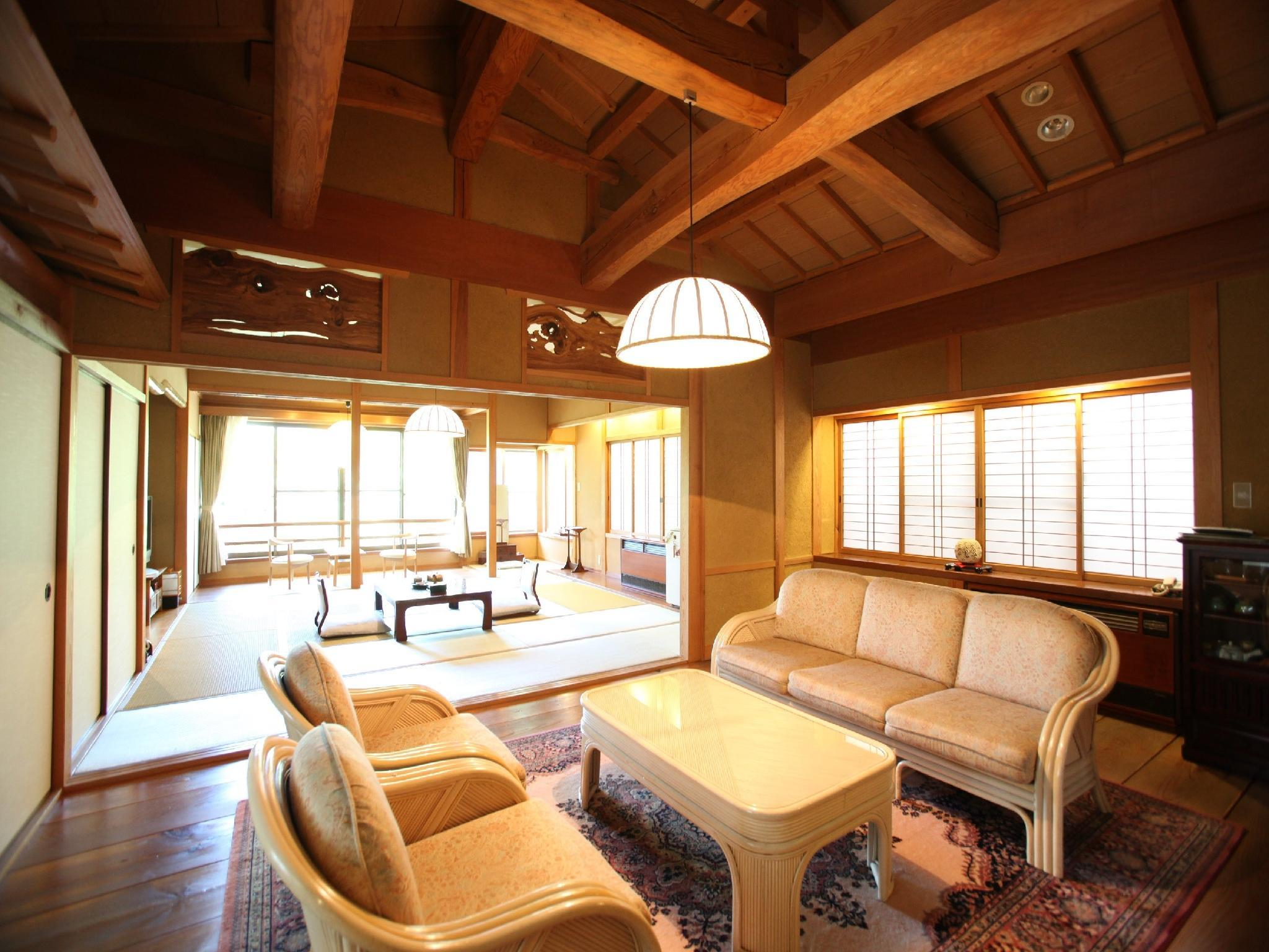 Japanese-style Room with Living Room (New Building Kobotei)