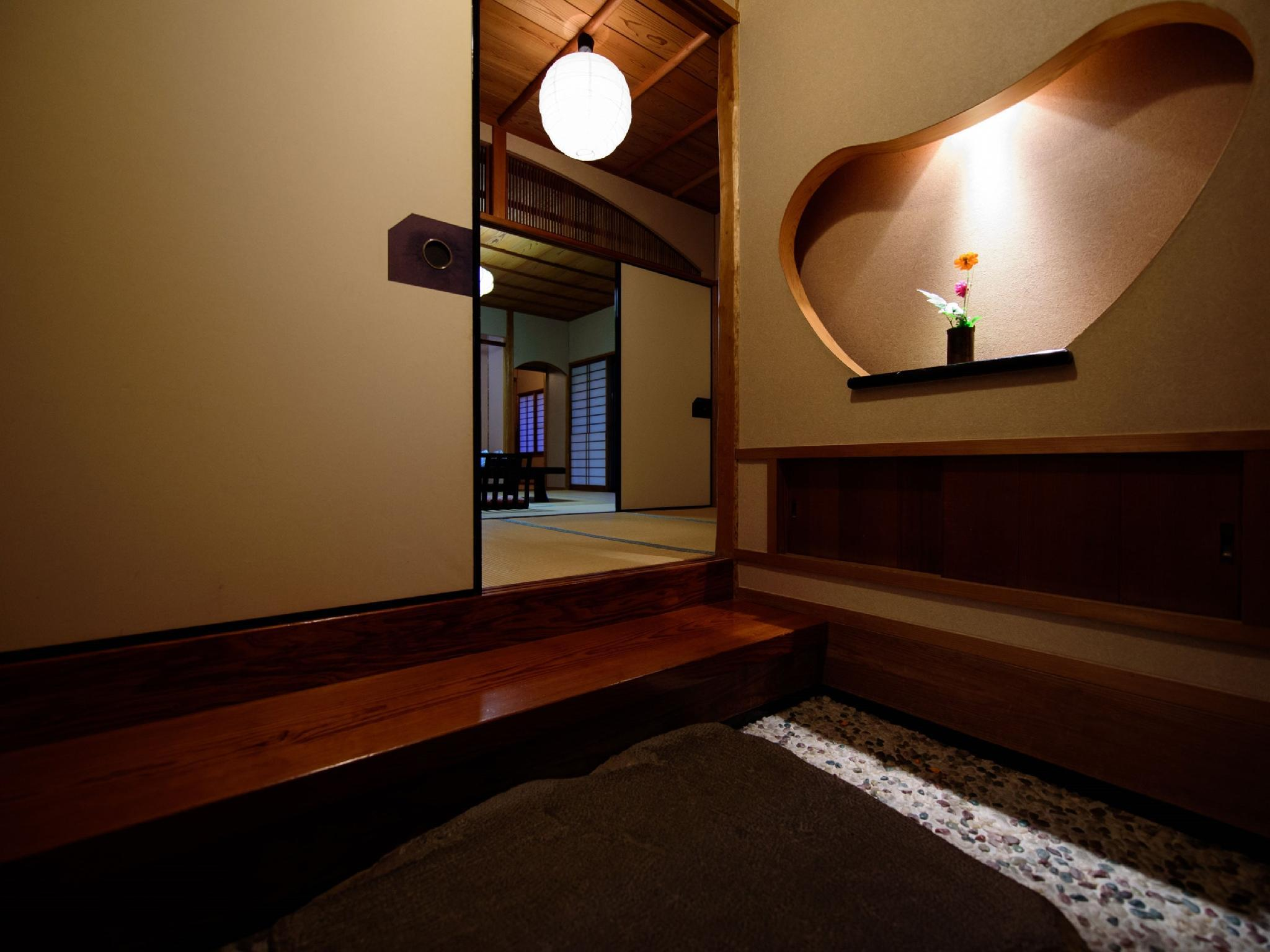 Agano 獨立房(和式房+檜木風呂) (Detached Japanese-style Room with Cypress Bath (Agano Type))