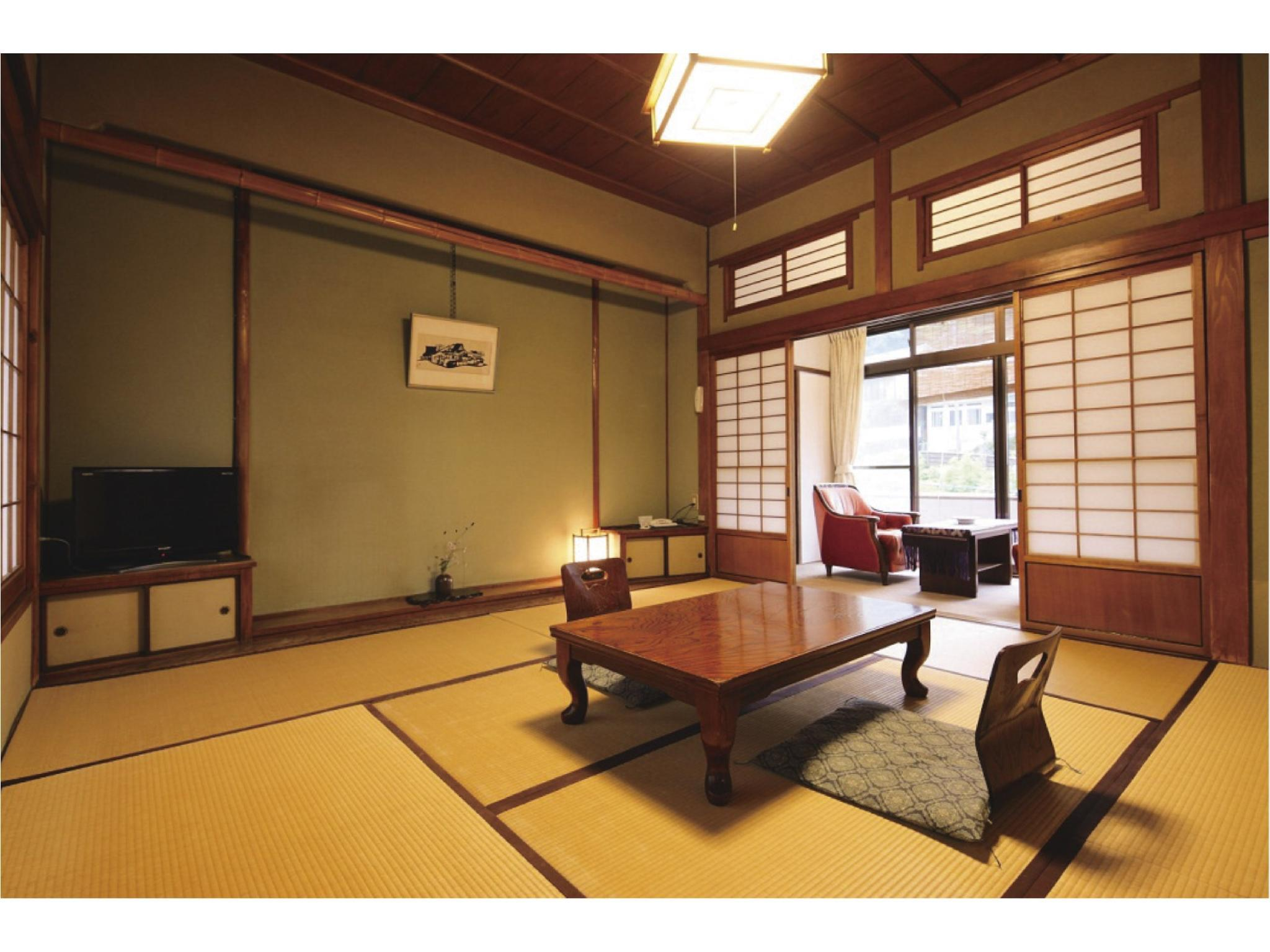 和式房8帖榻榻米(無浴室) (Japanese-style Room (8 tatami)*No bath in room)