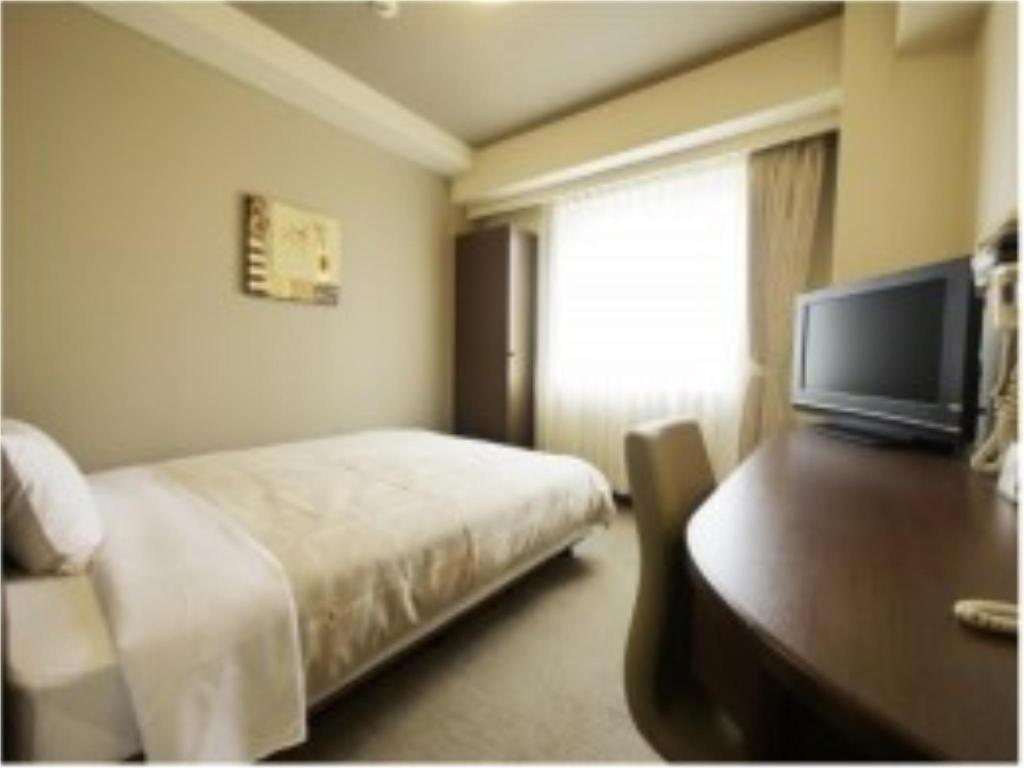 Single Room - Guestroom Hotel Route-Inn Nobeoka Ekimae