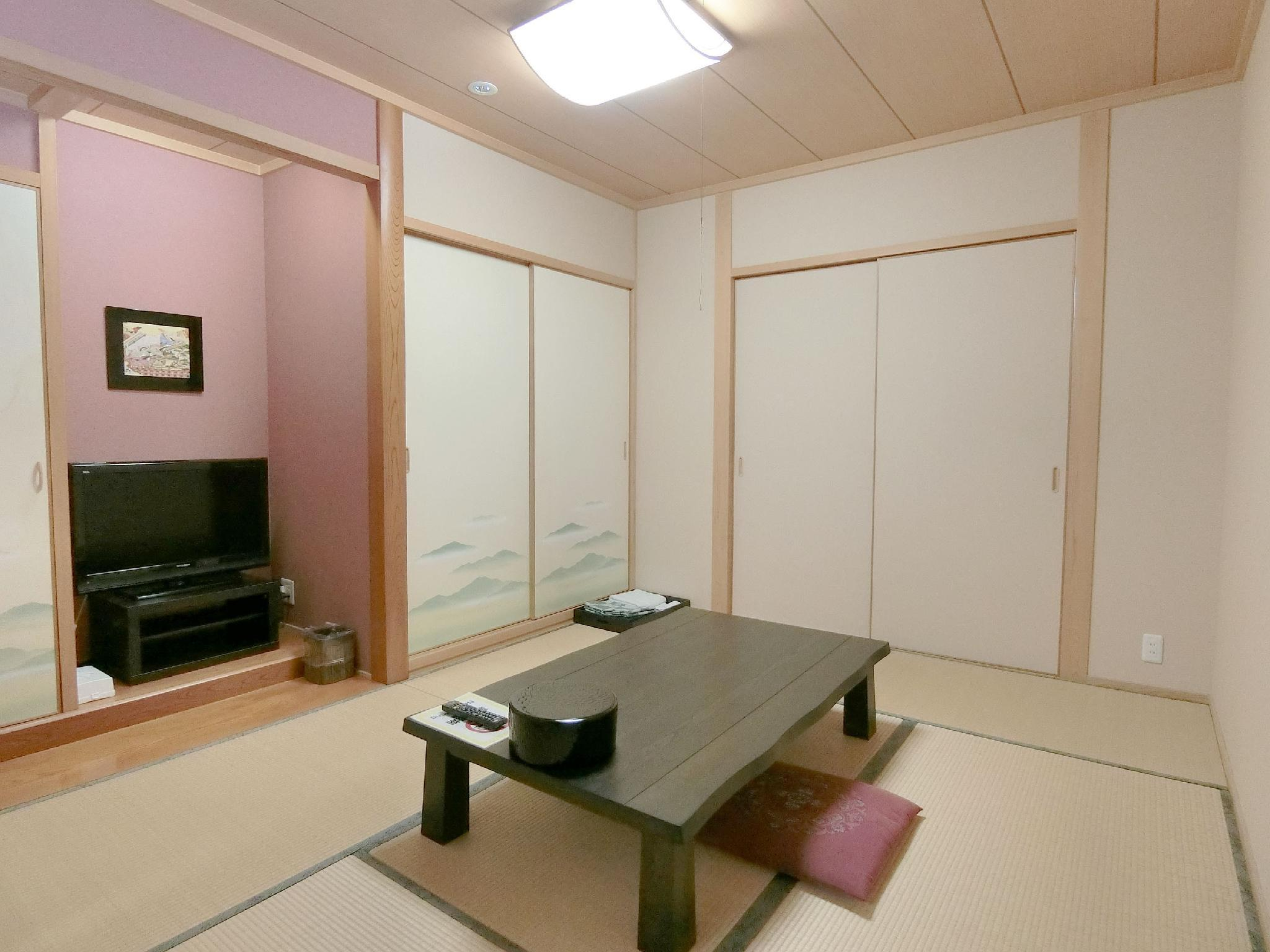 Japanese/Western-style Room (No. 204) *Has bath