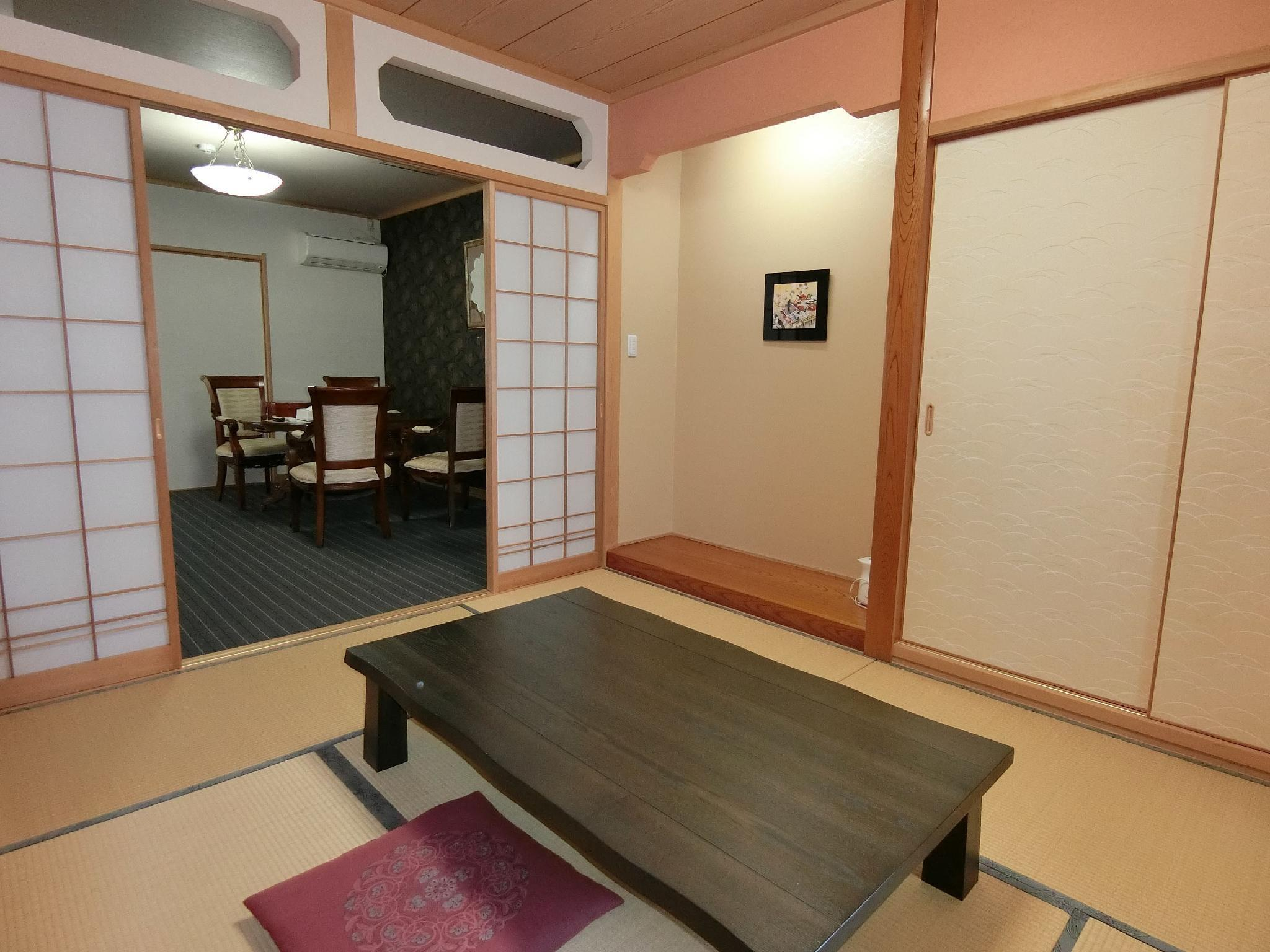 Special Japanese/Western-style Room (No. 201) *Has bath
