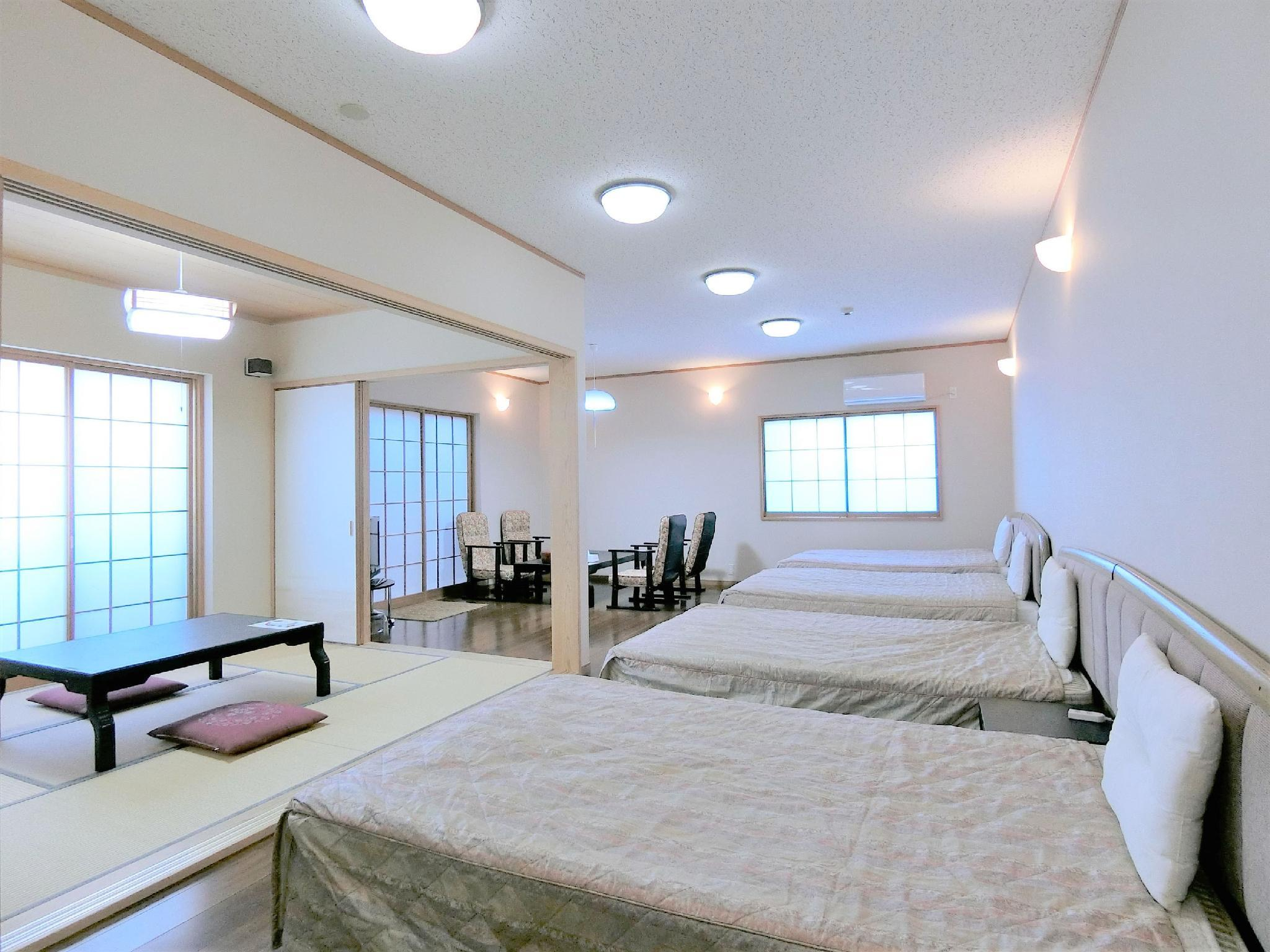 Japanese/Western-style Room (No. 205)