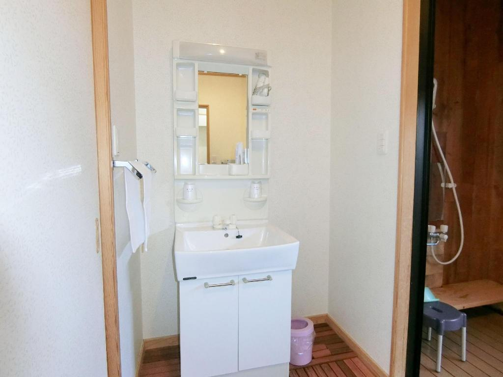 Japanese/Western-style Room (No. 203) *Has bath