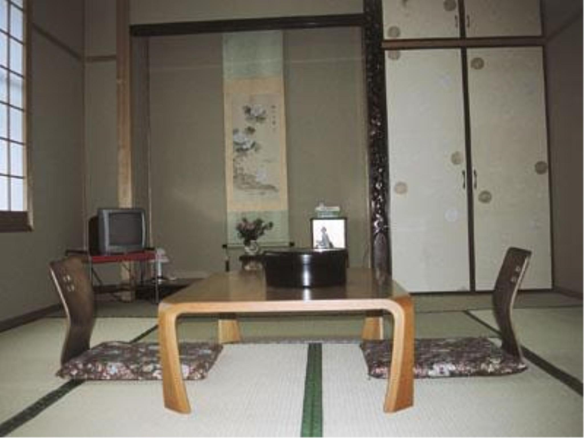 和室8畳(ユニットバス付)|8畳 (Japanese-style Room *Has Modular Bath)