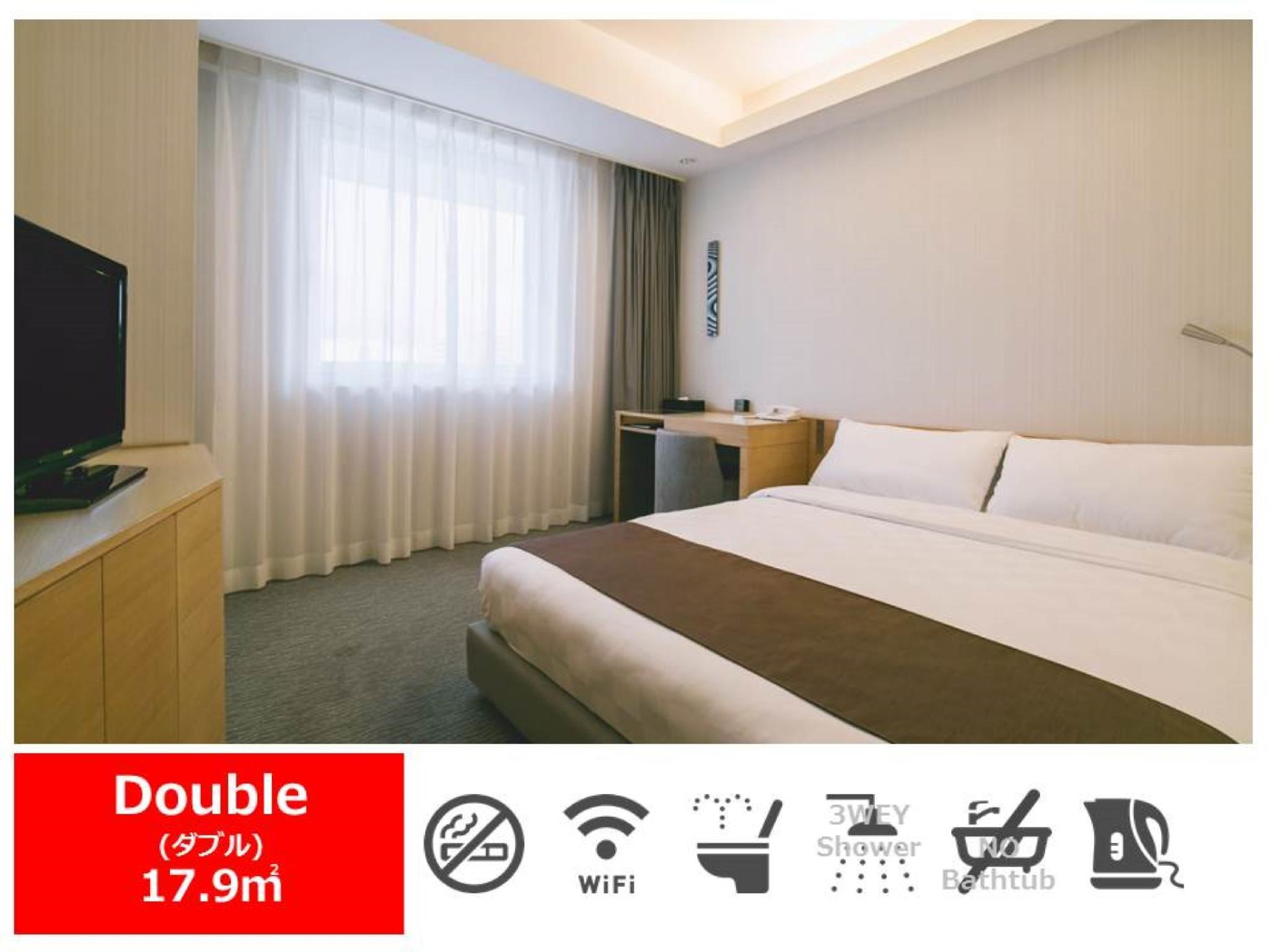 標準雙人大床房※無浴缸 (Standard Double Room *No bath in room)