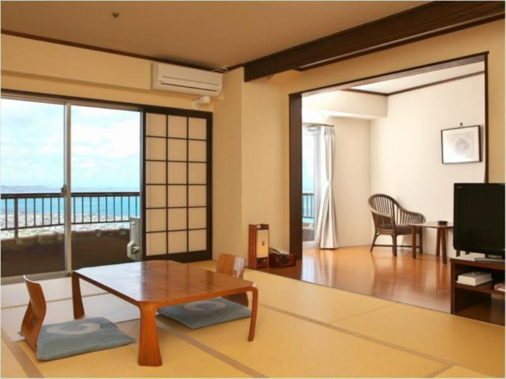 Deluxe Japanese-style Room (Center Wing) - ห้องพัก