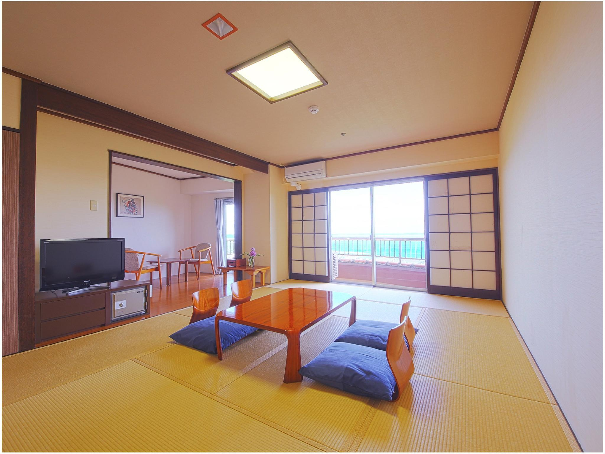 Deluxe Japanese-style Room (Center Wing)
