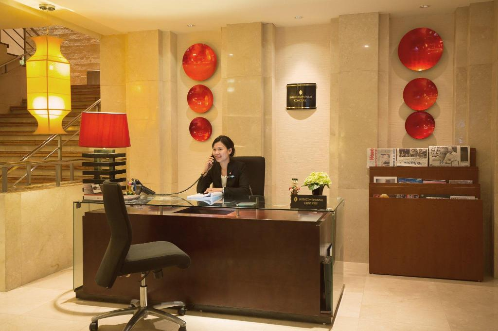 Hol InterContinental Hanoi Westlake