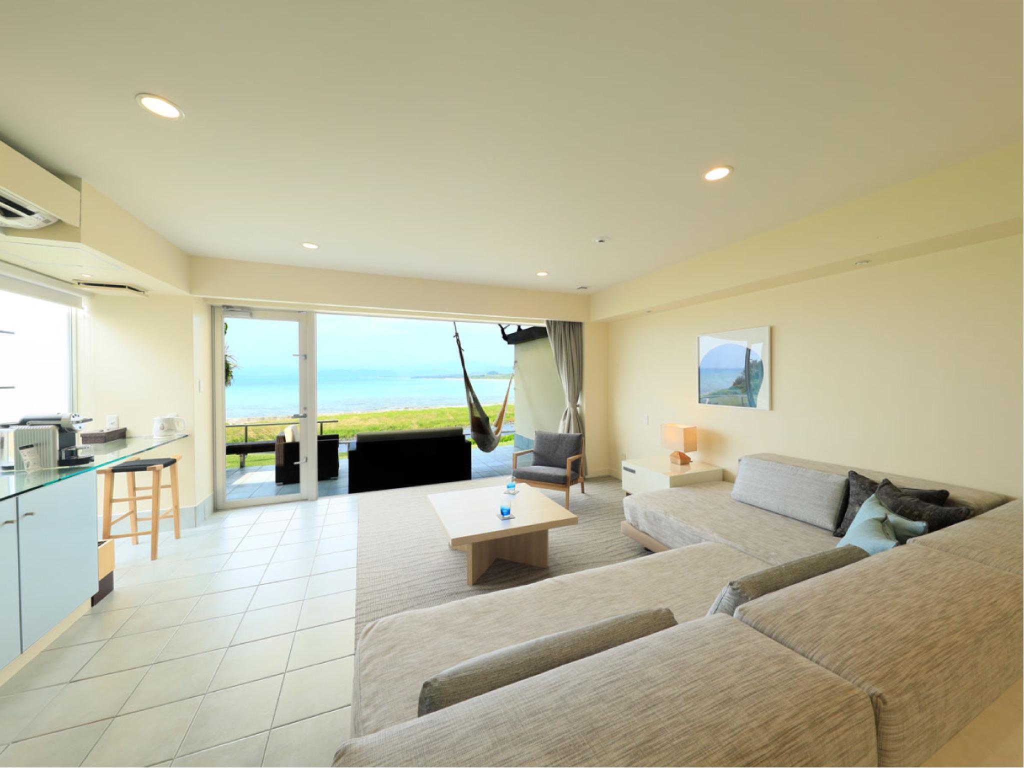 Twin Suite (Ocean View)