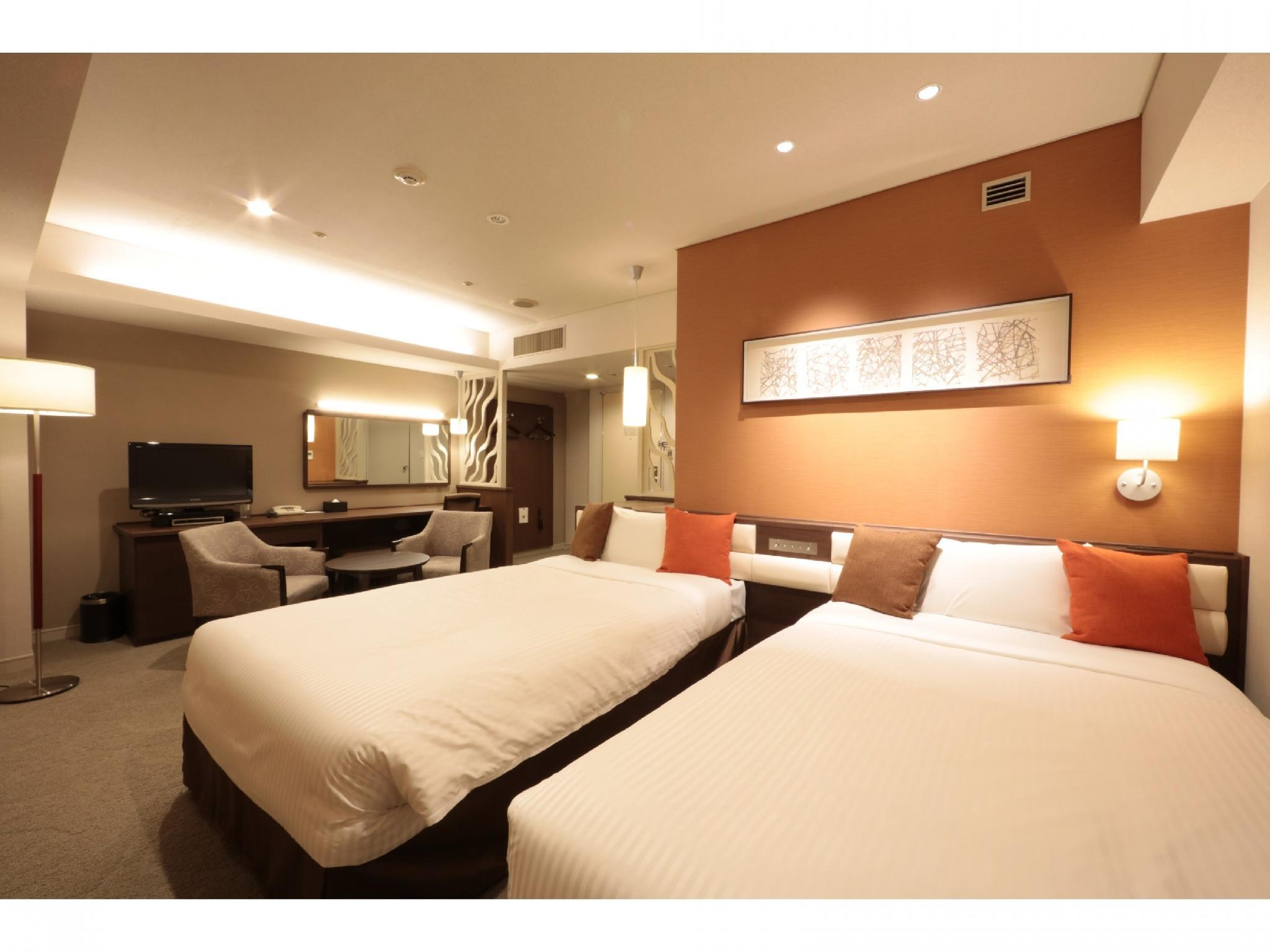 Deluxe Twin Room (New Building)