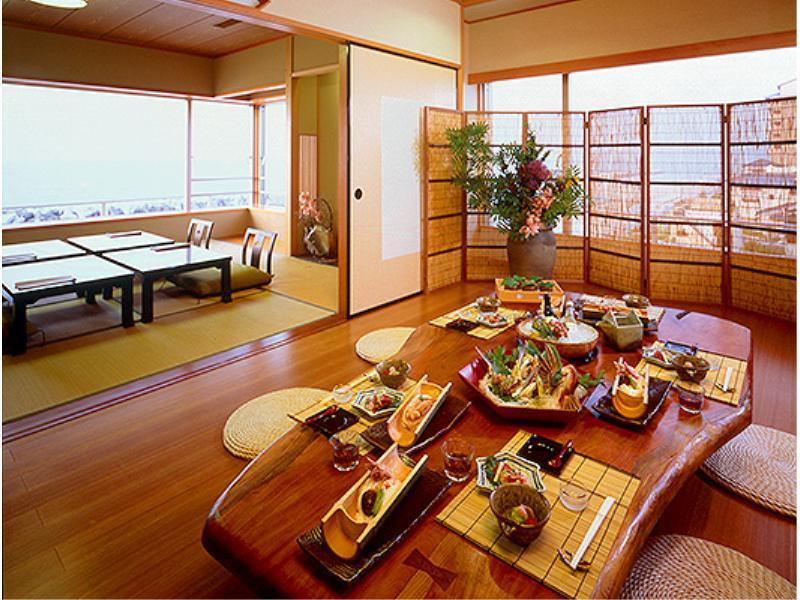 Special Corner Room with Open-air Bath (No. 301)