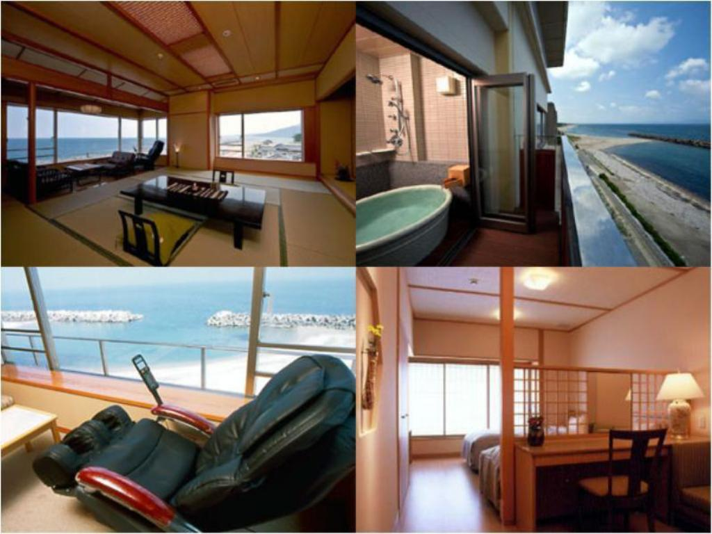 Special Corner Room with Open-air Bath (No. 401) - Guestroom