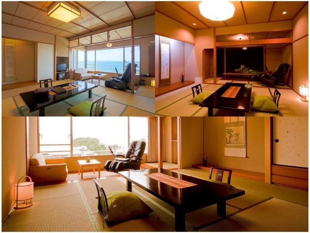Japanese-style Room with Massage Chair - Guestroom