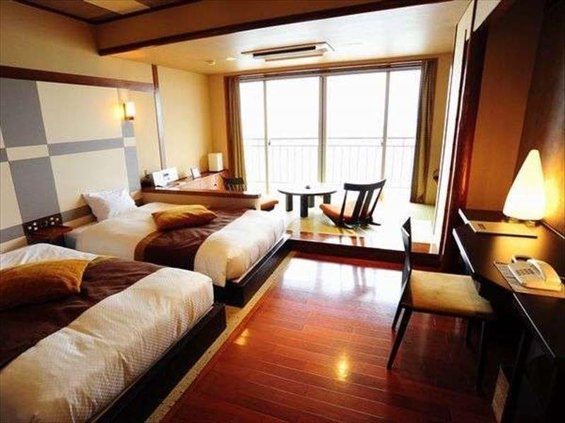 Modern Japanese/Western-style Room (Type A, Club Floor)