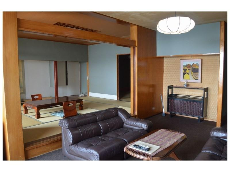 和式房+客廳※無浴室 (Japanese-style Room with Parlor *No bath in room)