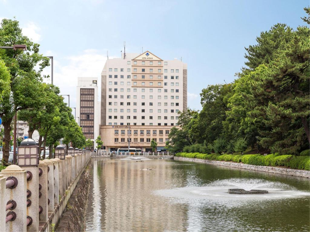 More about Hotel MyStays Matsuyama