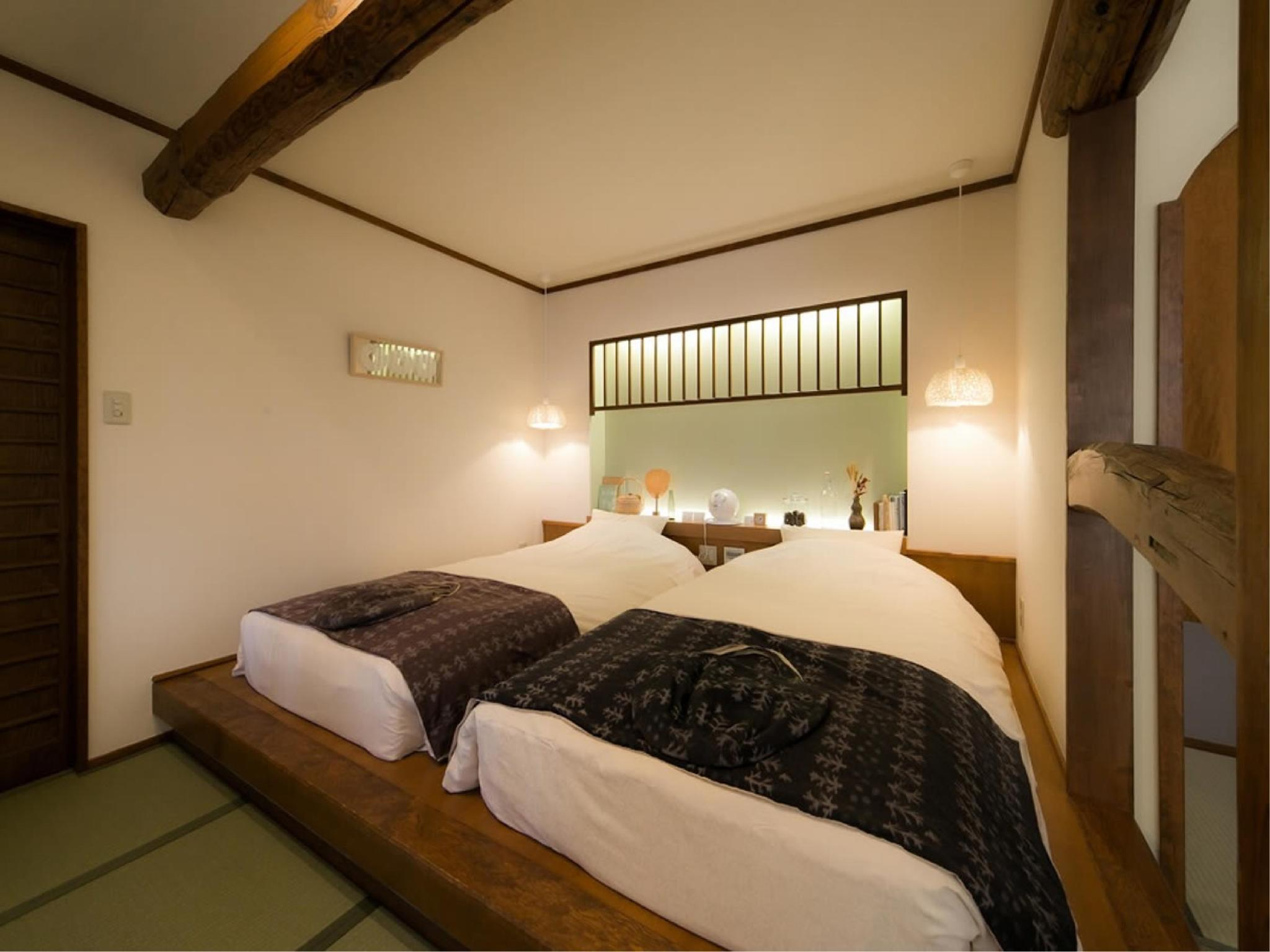 4F 夢庵 (Japanese/Western-style Room (Yumean Type))