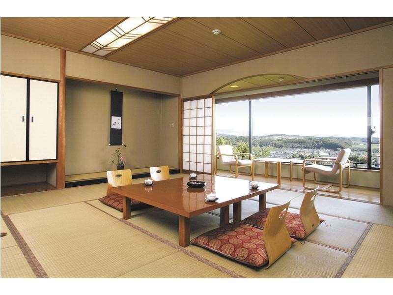 東館 豪華和式房 (Deluxe Japanese-style Room (East Wing))